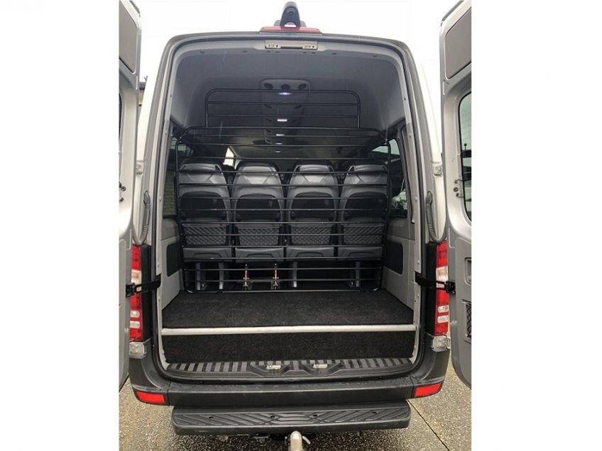 Mercedes Sprinter High Roof