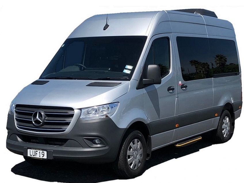 Mercedes Sprinter 3 (High Roof)